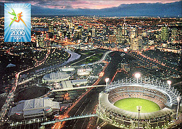 Melbourne Games.