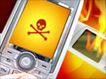 Beware! Mobile viruses are on the prowl