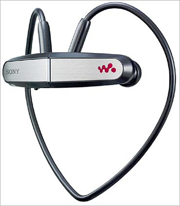 Sony Walkman W-series.