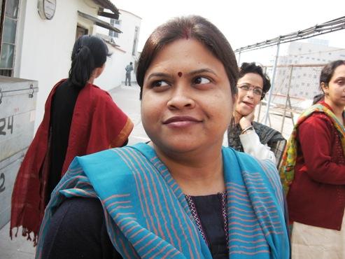 Aparna Mukherjee.