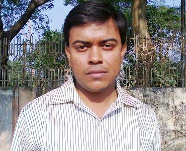 Kaustav Chowdhury.