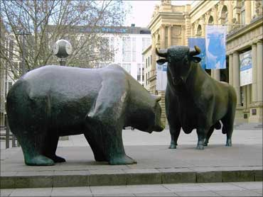 The bear and the bull.