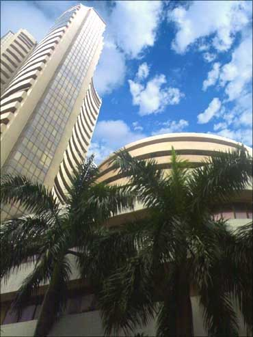 Bombay Stock Exchange.