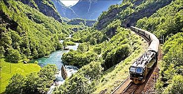 Flam Railway.