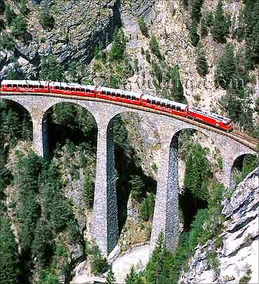 Bernina Express.
