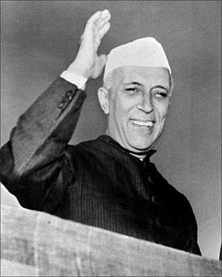 Pandit Jawaharlal Nehru.
