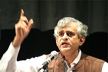 Journalist P Sainath.