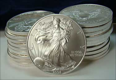 Silver may outshine gold this year