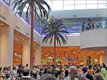 Centro Comercial Santafe.