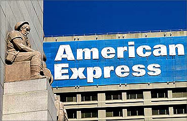 AmEx office.