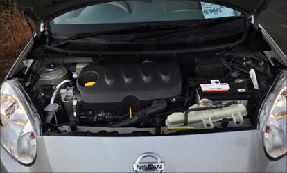 The diesel engine.