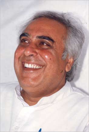 Telecom and IT Minister Kapil Sibal.