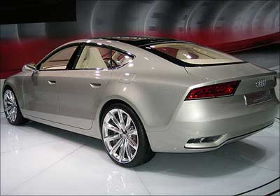 Check out the stunning Audi A7 Sportsback