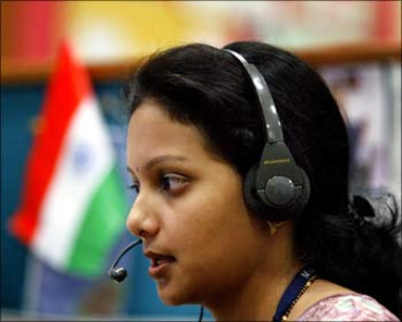 Pune has a good network of contact centres.
