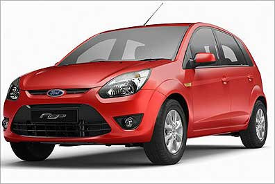 Car Maker Ford India Said It Is Looking At Introducing A Small Model In The Country As Part Of Its Strategy To Roll Out Eight New Products By 2015