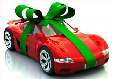 Here are some special car deals for Christmas