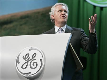GE chief executive Jeff Immelt.