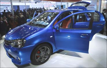 Booked a Toyota Etios? Delivery from Jan 2011