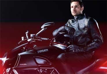 Ducati apparel.