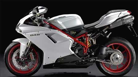 Superbike 848 EVO.