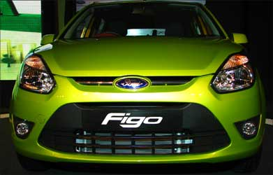 Ford Figo wins Indian Car of the Year award