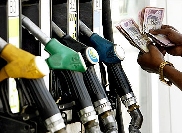 Why petrol prices were hiked by Rs 3 a litre