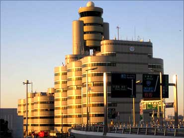 The world's 20 busiest airports