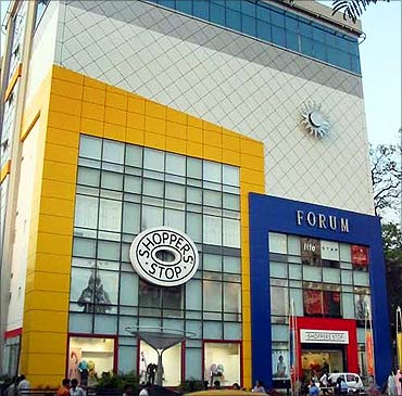 Shoppers Stop.