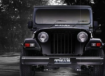 Mahindra launches 4X4 off-roader the Thar