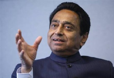 Union Minister for Urban Development Kamal Nath