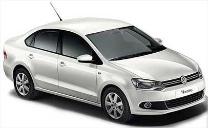 Volkswagen Vento.