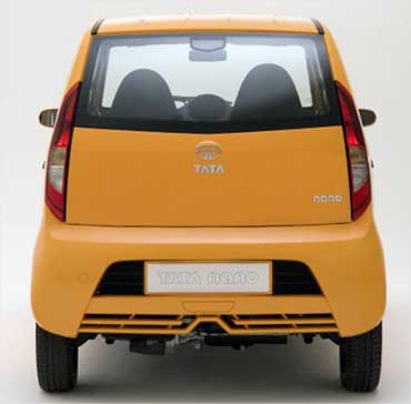 Tata Nano shines! Wins global design award