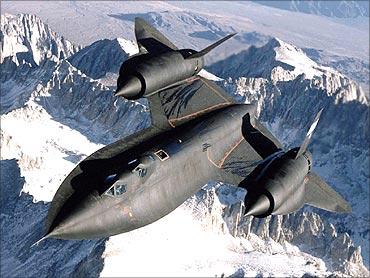 Lockheed aircraft.