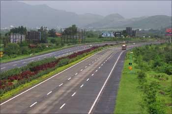 Bengaluru-Mysore Expressway.