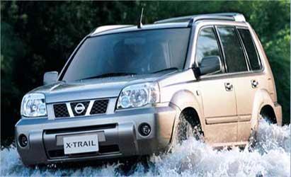 Nissan X Trail.