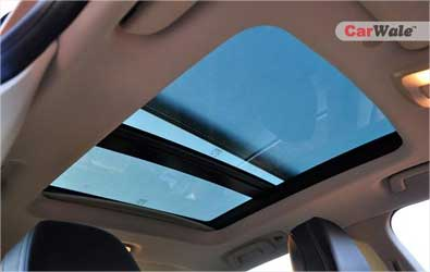 The sun roof.