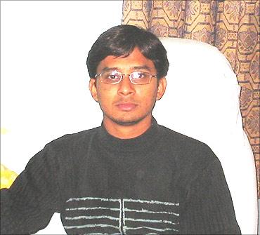 Nitin Maurya.