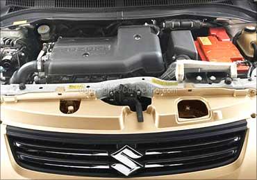 DeZire engine.