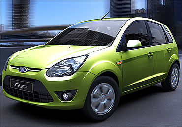 Ford Figo flaunts advanced third generation safety features.