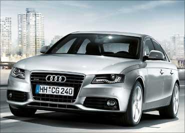 Audi A 4.