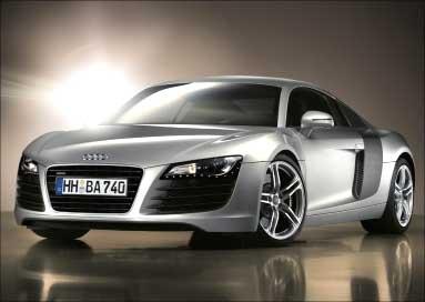 Audi R 8.