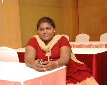 Gopika who now leads a life of dignity and honour.