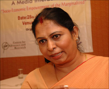 TAI project director Dr Lakshmibai.