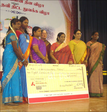 Funds released for the federation will be used for disbursement through the microfinance scheme for transgenders and sex workers.