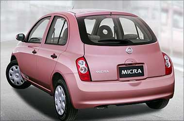 Rs 500,000 Nissan Micra soon in India