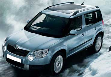 Skoda to launch Yeti by June