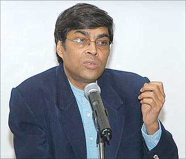 Shubhashis Gangopadhyay, Advisor to Finance Minister.