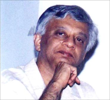 T K A Nair, Principal Secretary to the PM.