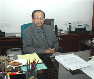 Kaushik Basu, Chief Economic Advisor.