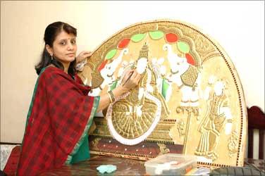 Srividya Rabindranath.
